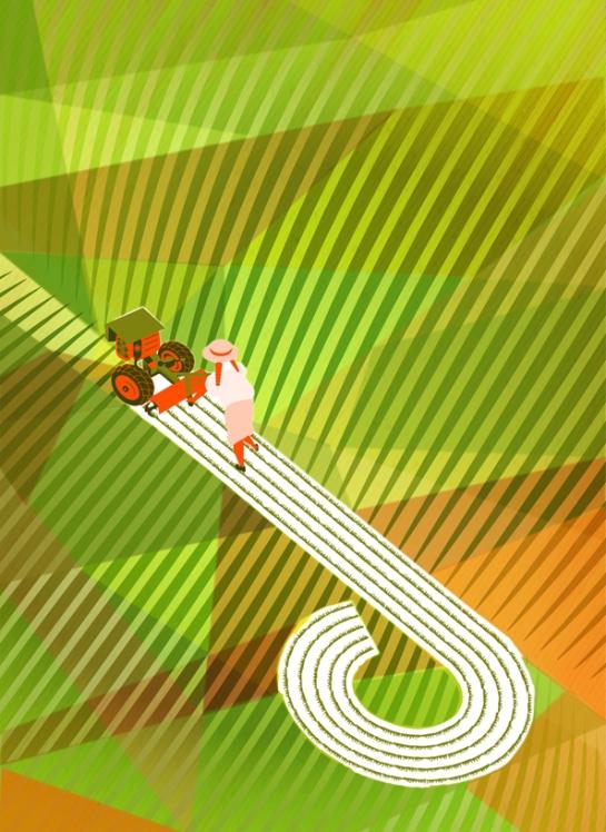 Gloria Caamaño Xixón 1972, alterna yá dende l 'añu de la so Llicenciatura en Belles Artes, la profesión de docente cola ellaboración de trabayos de cartelería, cd's o d'identidá corporativa na estaya'l diseñu. L'editorial ye otru de los campos nos que se mueve, ilustrando llibros como Mío ma, la pirata, L'Árbol de la verdá (Suburbia Ediciones) o Raitán, el papu coloráu (Trabe).