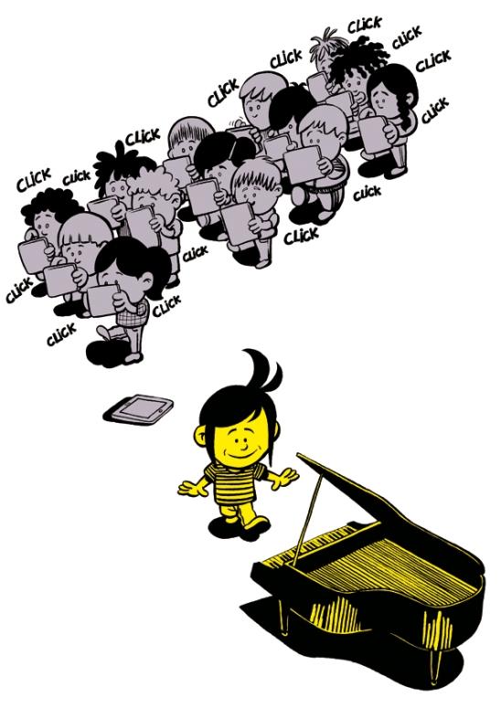 Ruma Barbero Xixón 1971, músicu, lletrista, diseñador, ilustrador y dibuxante. Como músicu compartió grupu con Figor y Carlinos a lo llargo de 15 años. Na so estaya gráfica, tien fecho una montonera de diseños de Cd's, cartelos, ilustraciones de llibros y escenografíes. La otra gran pasión de Ruma, amás de Felpeyu ye'l cómic, siempre en llingua asturiana anque tien delles traducciones al castellanu y al eonaviegu. Tien ganaos dellos premios como lletrista y autor de cómic.